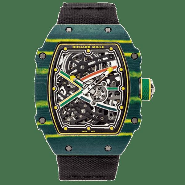 "Richard Mille RM 67-02 ""Van Niekerk"" Automatic Extra Flat"