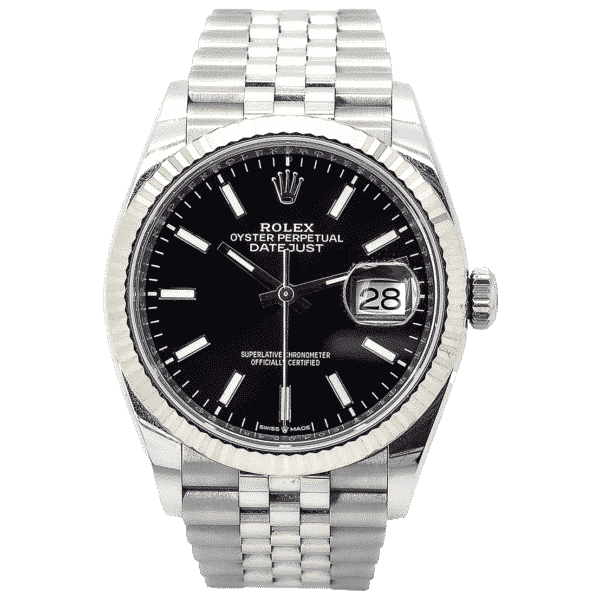 Rolex Oyster Perpetual Datejust Stainless Steel 126234