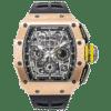 Richard Mille RM 11-03 Felipe Massa Flyback Chronograph Rose Gold/Titanium