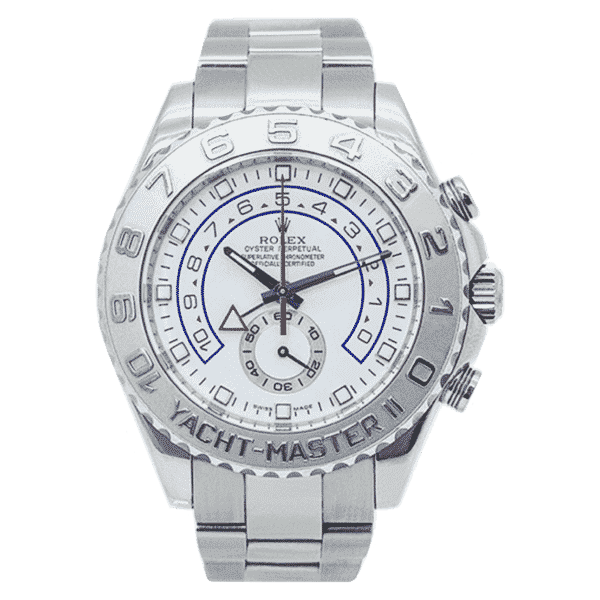Rolex Oyster Perpetual Yacht-Master II White Gold 116689