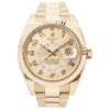 Rolex Oyster Perpetual Sky-Dweller Yellow Gold