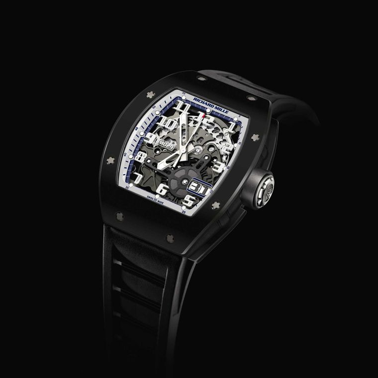 Richard Mille 029 Polo Club Saint-Tropez front