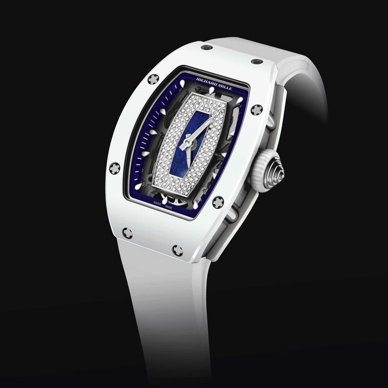 Richard Mille Polo Club Saint-Tropez RM07-01 front