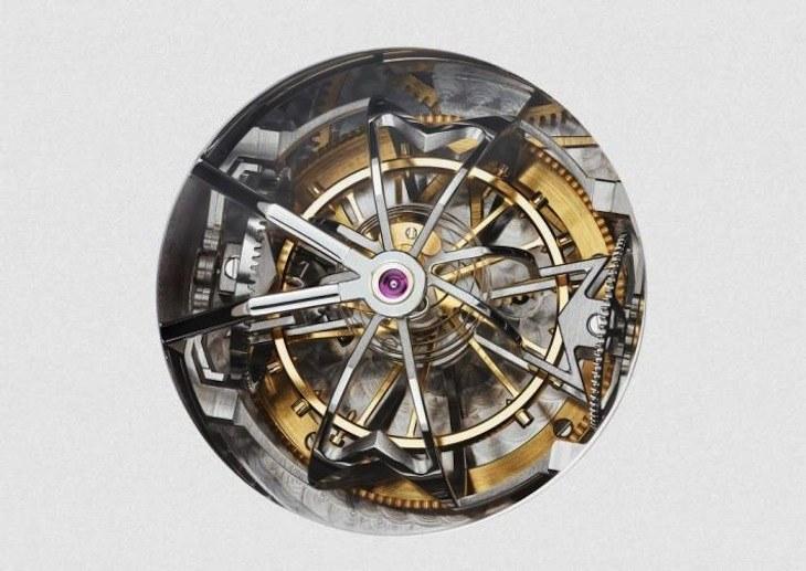 Vacheron Constantin Reference 57260 Armillary Sphere Tourbillon
