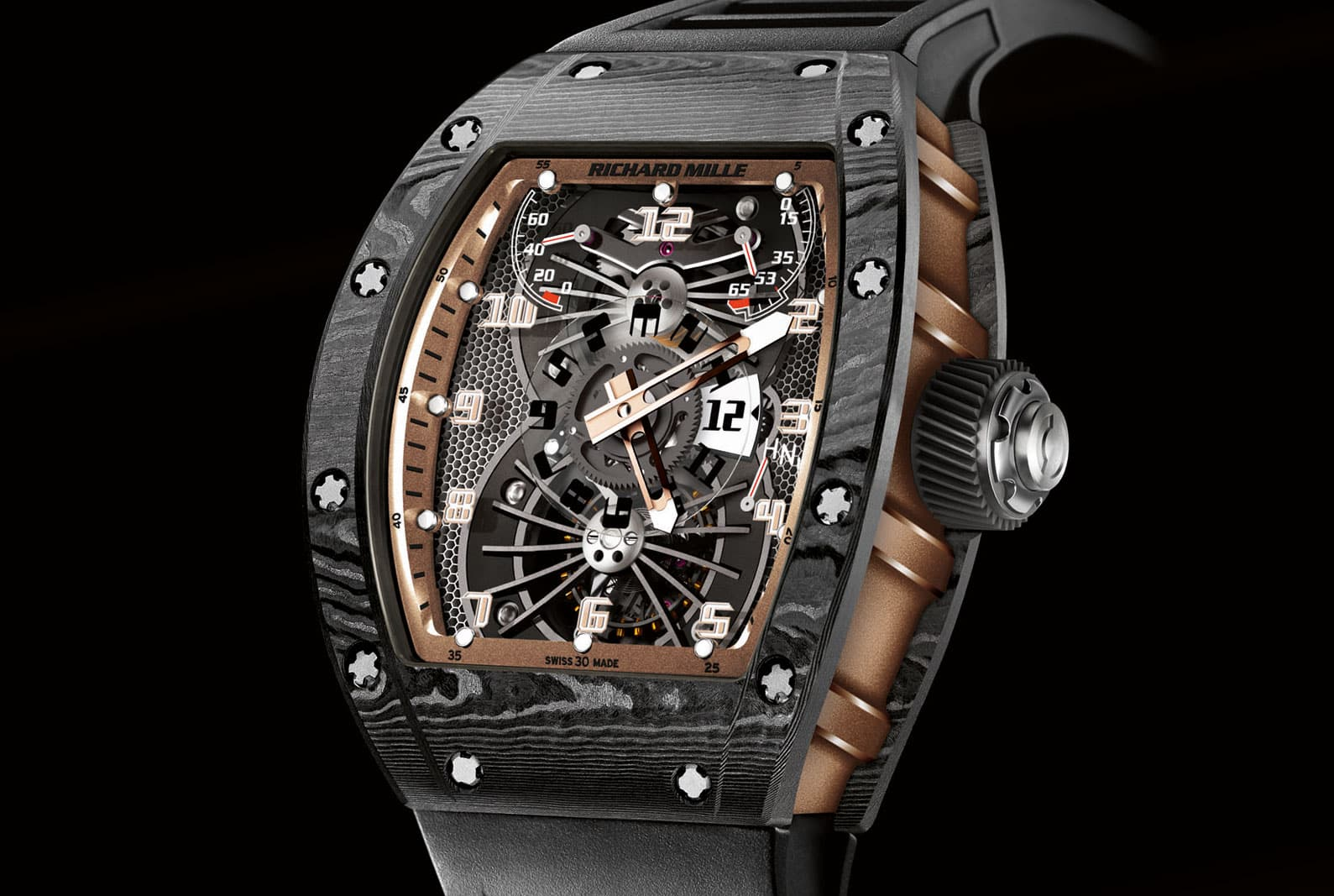 Richard Mille rM 022 Aerodyne Tourbillon Asia edition