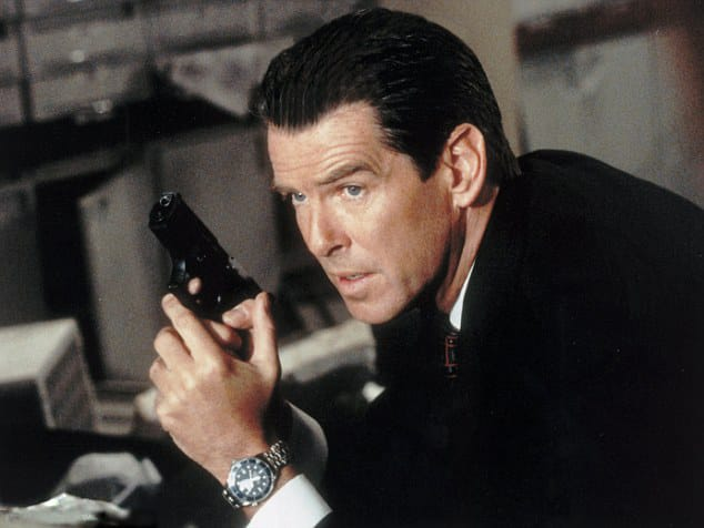 James-Bond-007-Pierce-Brosnan-Omega-Sea-Master