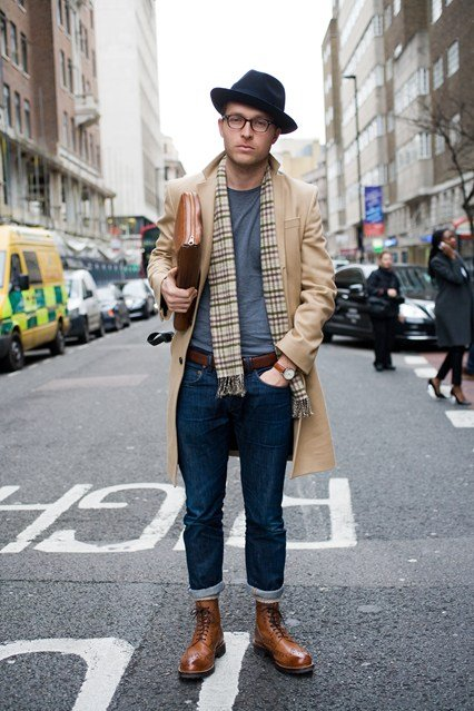 London-Collections-Mens-Street-Style-Autumn-Winter-Fall-21