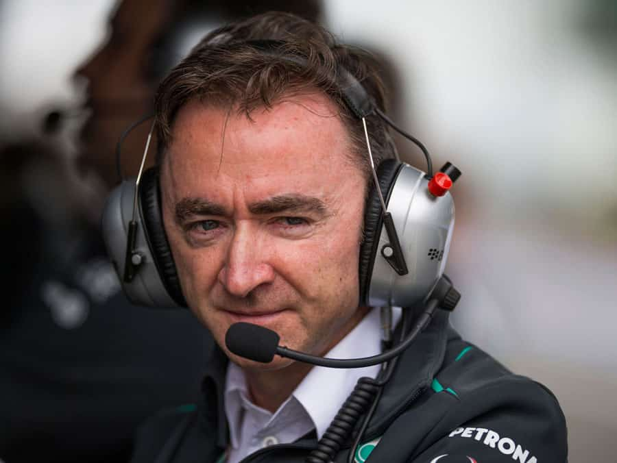 Paddy Lowe, Technical head of Mercedes