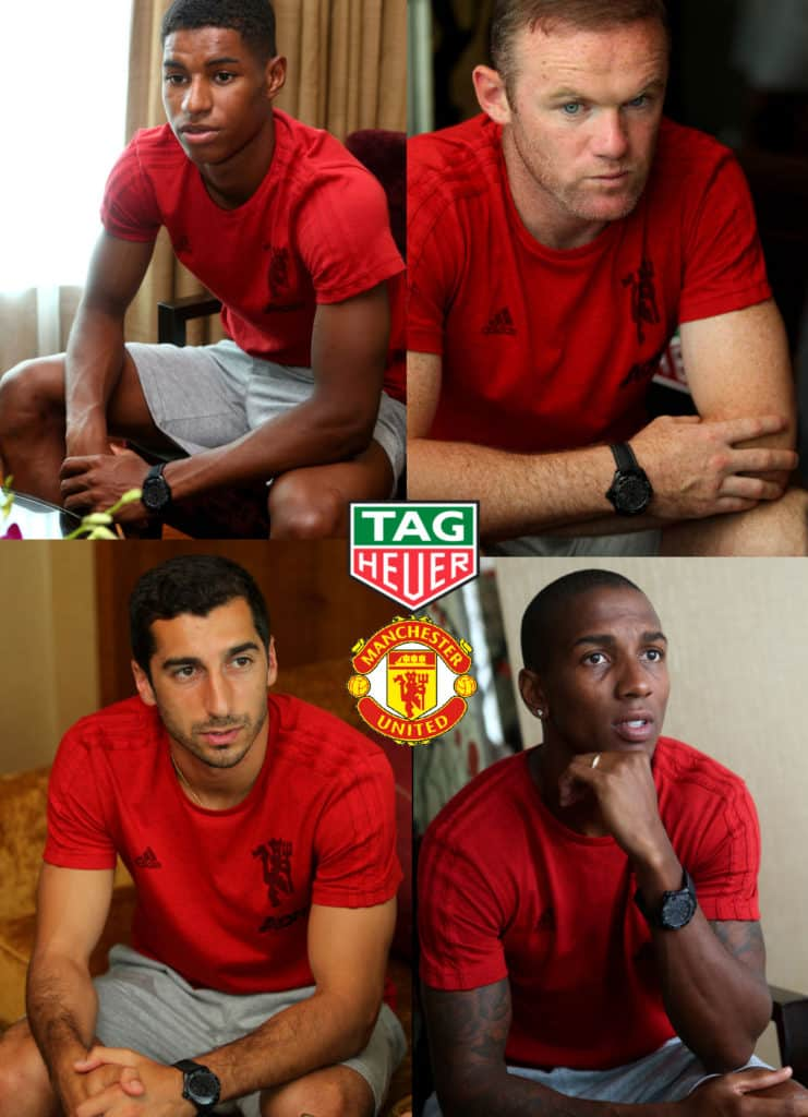 Man United X Tag Heuer 2