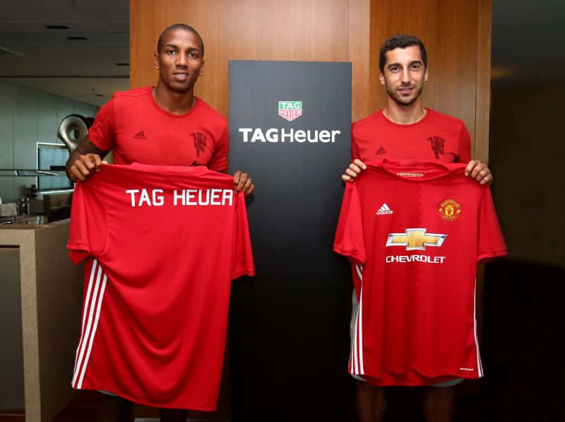 Man United X Tag Heuer 4