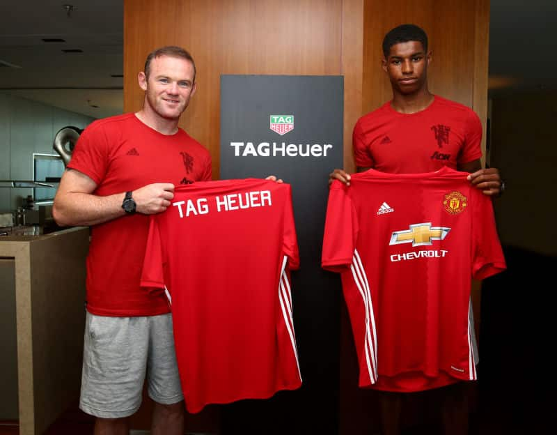 Man United X Tag Heuer 3
