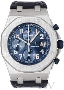 Audemars Piguet Royal Oak Offshore Jay-Z 10th Anniversary Platinum.