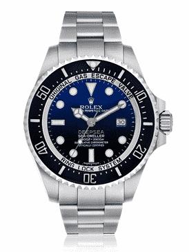 Rolex Deepsea Sea-Dweller D-Blue 'James Cameron'