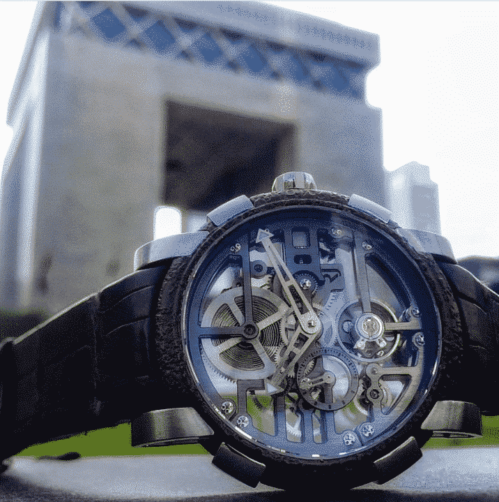 Romain Jerome DIFC-DNA