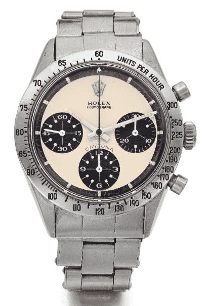 Rolex 'Paul Newman' - Lot 140