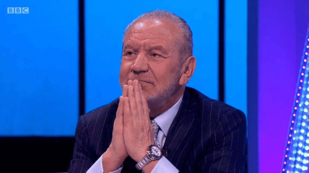 Lord Sugar 'You're Hired' Show