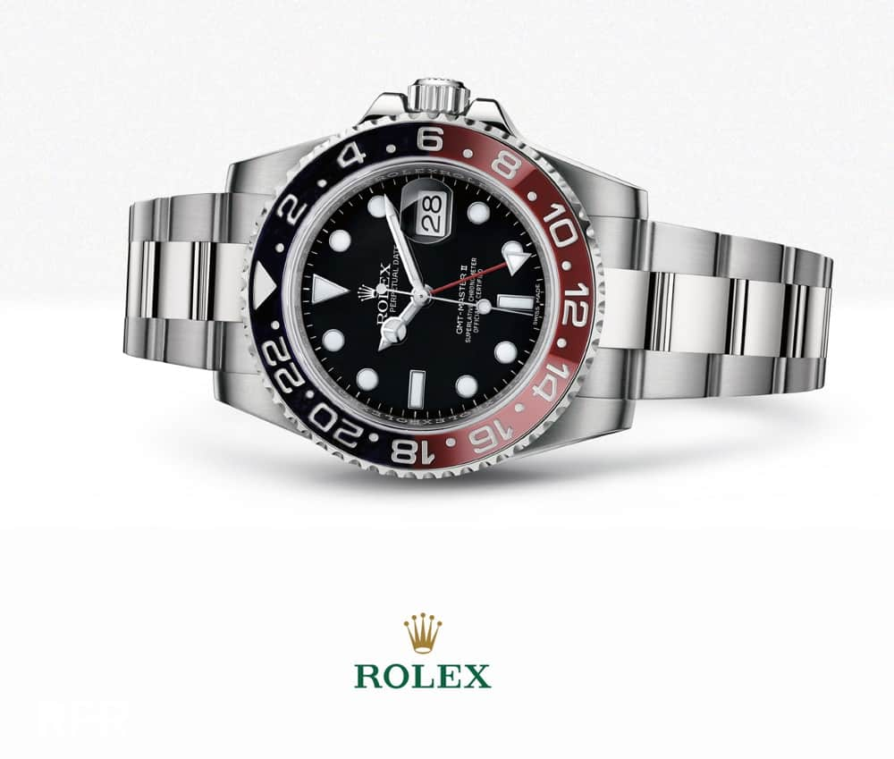 Rolex GMT-Master 16700 Coke Red Black Bezel 2017