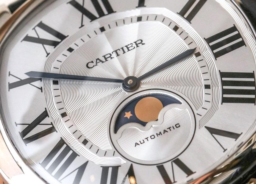 Cartier Drive De Cartier Moon Phase SIHH 2017