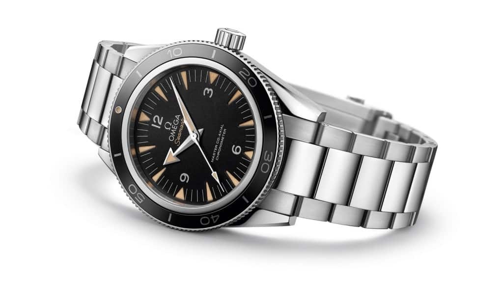 Omega Seamaster 300 Stainless Steel