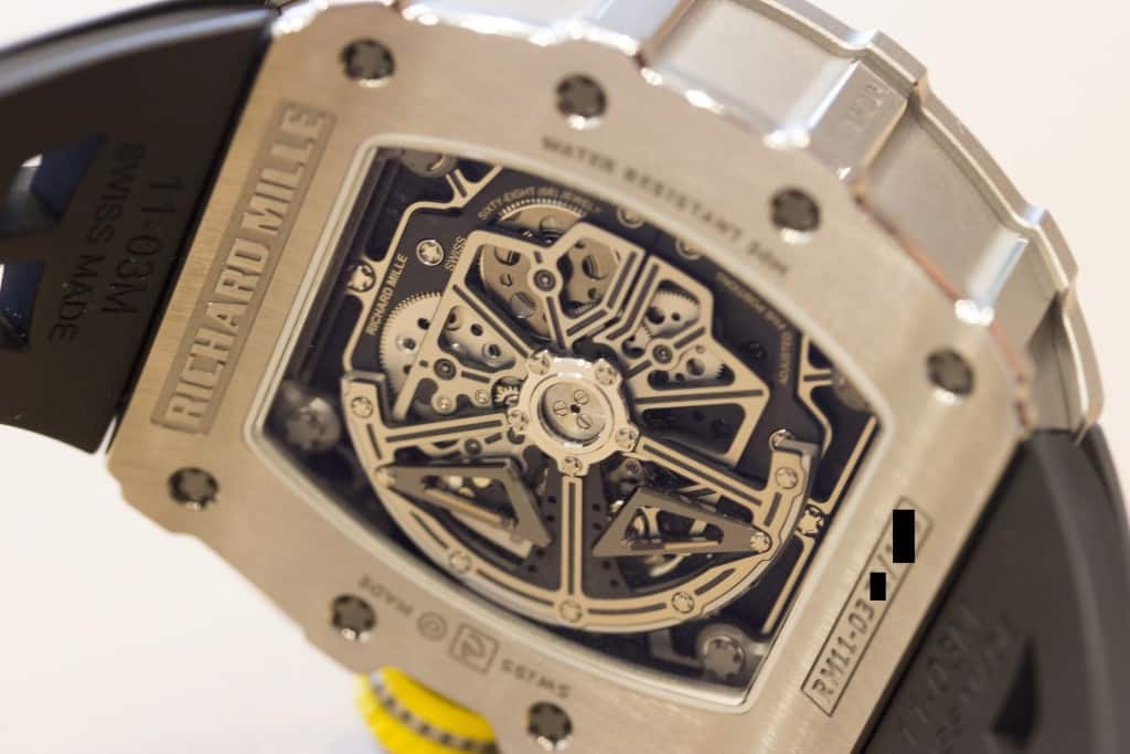 Richard Mille RM 11-03 Photo 6