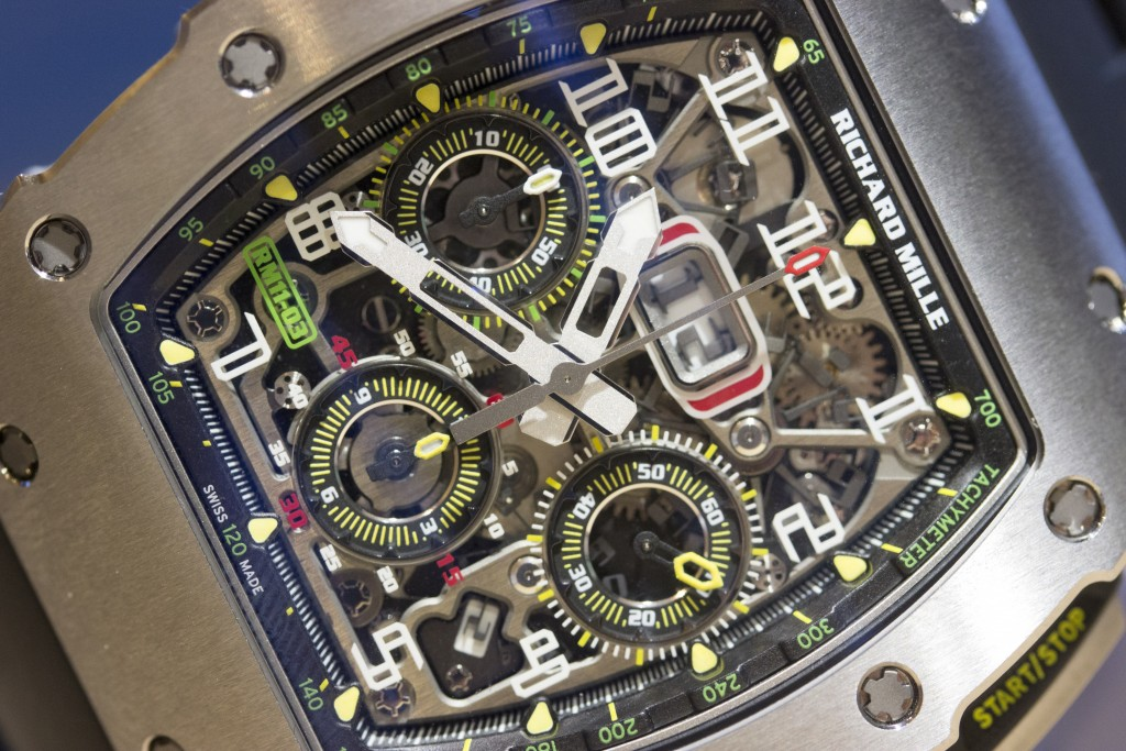 Richard Mille RM 11-03 Photo 8