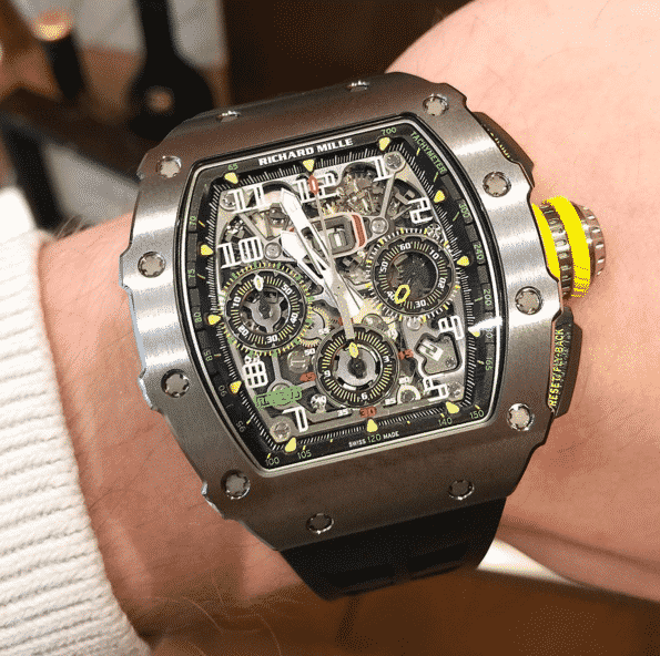 Richard Mille RM 11-03 Photo 5