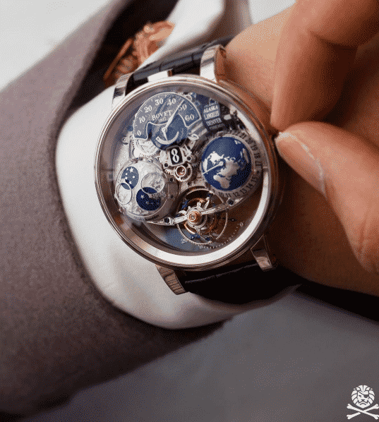 Bovet 1822 Récital 18 The Shooting Star