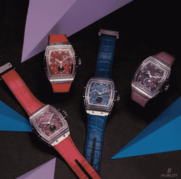 Hubot Baselworld 2017 Spirit Of The Big Bang