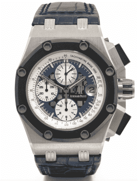 Audemars Piguet Royal Oak Offshore Rubens Barrichello Platinum