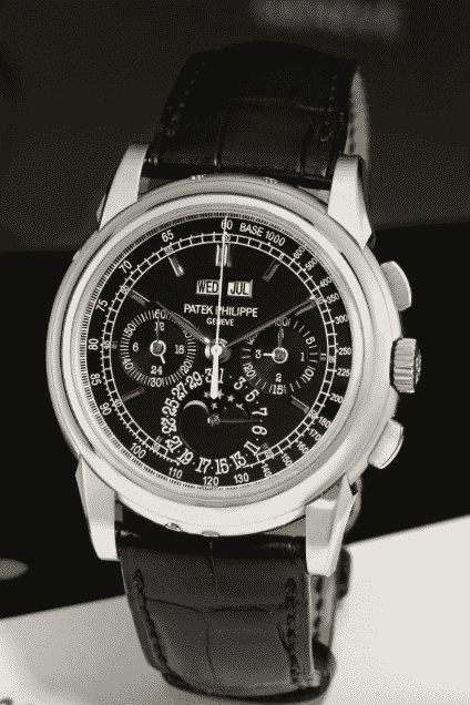 Patek Philippe 5790P Perpetual Calendar Chronograph