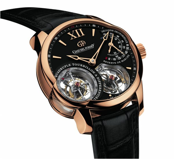 Greubel Forsey Four Tourbillon