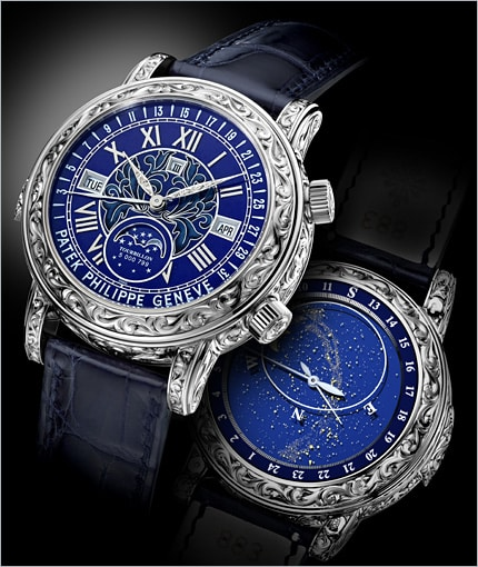 Patek Philippe Grand Complications Sky Moon 6002G