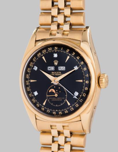 Rolex ref. 6061 Bao Dai