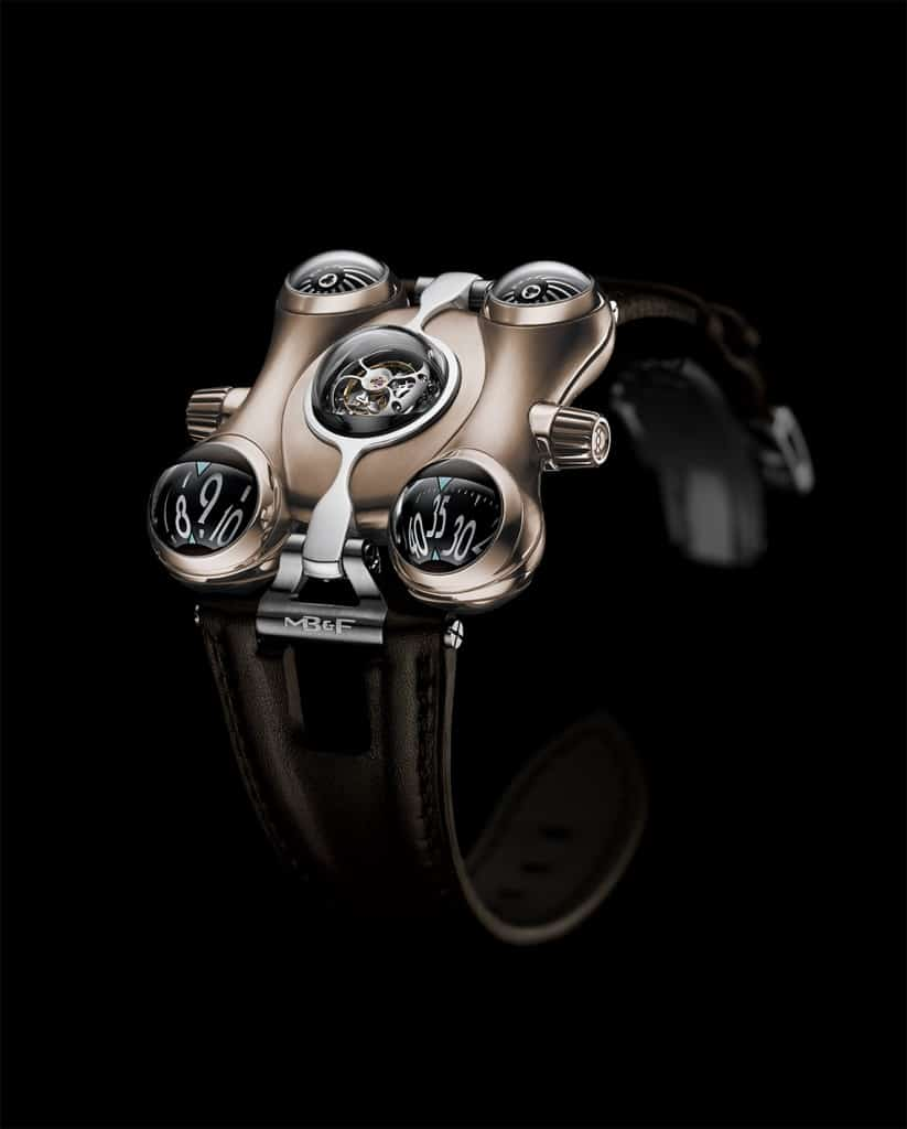 MB&F Horological Machine No.6 Rose Gold