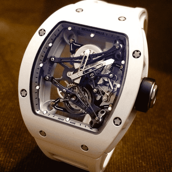 Richard Mille RM 038 Tourbillon Bubba Watson