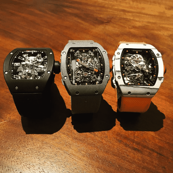 Richard Mille Collection