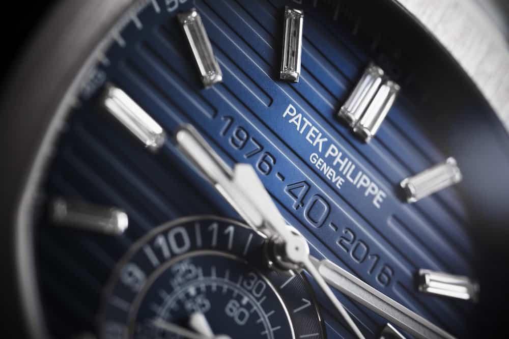 Patek Philippe Nautilus 40th Anniversary 5796/1G