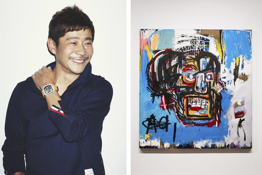 Yusaku Maezawa Richard Mille RM 027-02