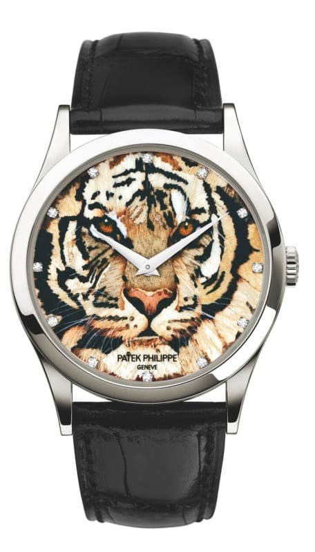Patek Philippe 5077P-065 Royal Tigers