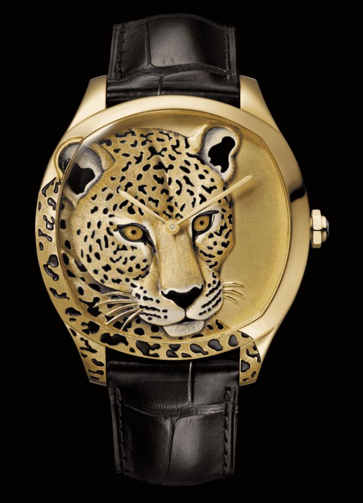 Cartier D'Art Leopard