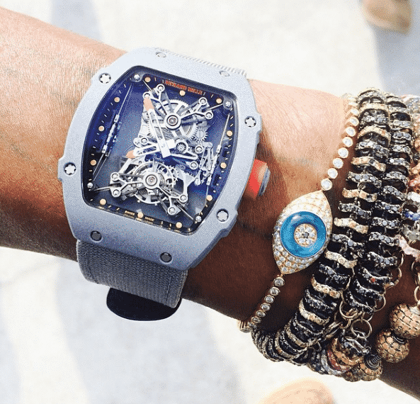 The Wonderful Watch Collection Of Pharrell Williams : Five Watches That Will Blow Your Mind