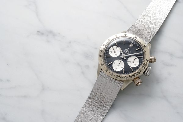 The Rarest Rolex In The World The Unicorn Is Up For Auction