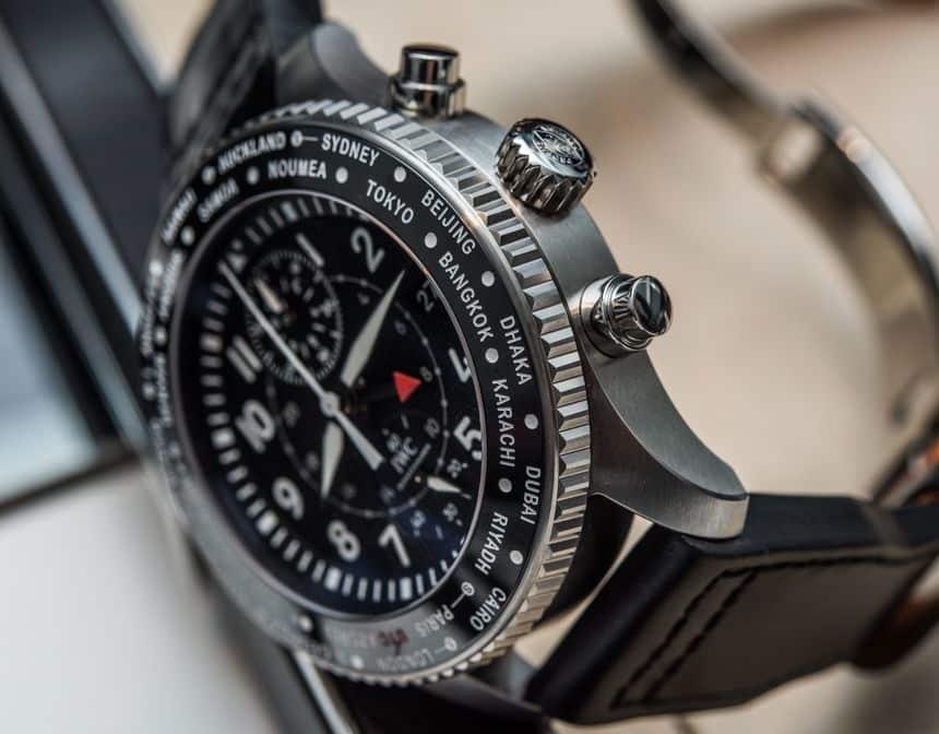 IWC Pilot Watch Timezoner Chronograph IW395001