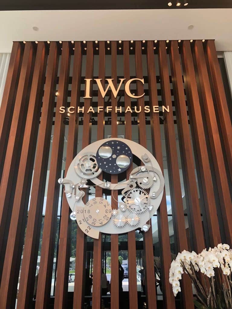IWC Manufacture and Factory in Zurich
