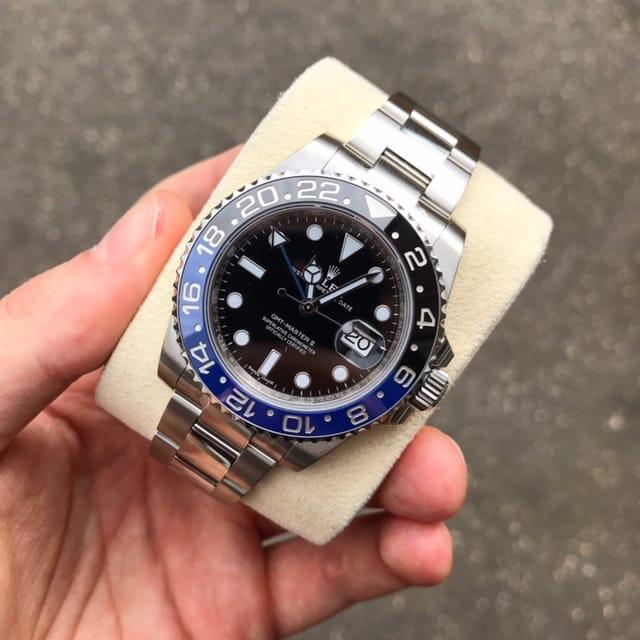 Rolex GMT-Master II 116710BLNR 'Batman'
