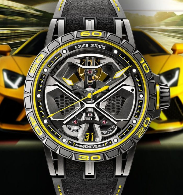 The Coolest Car And Luxury Watch Collaborations